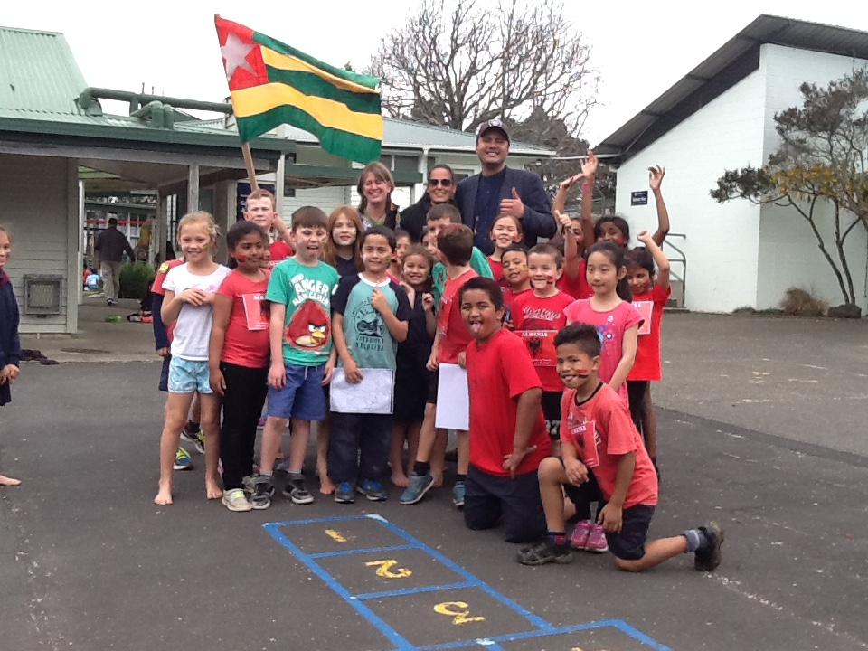 Blockhouse Bay Primary School - The day Mr. Cassidy met Tyla Nathan Wong